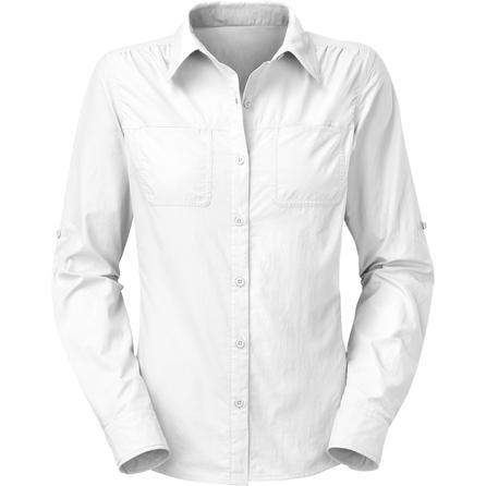 The North Face Long Sleeve Cool Horizon Woven Shirt (Women's) -