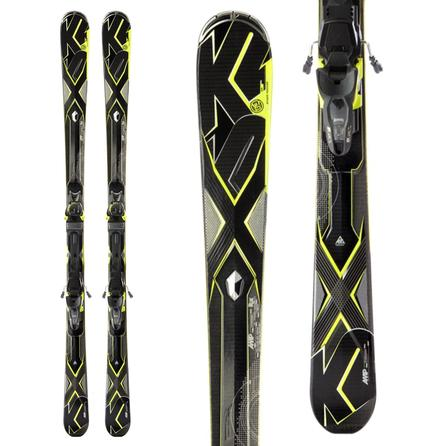 K2 Amp Charger Ski System with Bindings (Men's) -