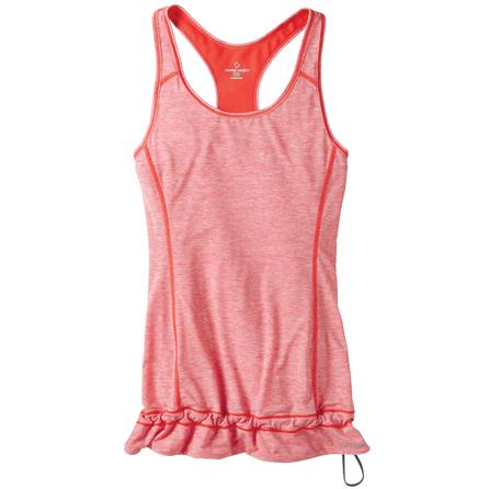 Moving Comfort Endurance Running Tank (Women's) - Red Hot Heather