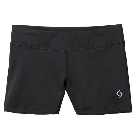 "Moving Comfort 4"" Compression Short (Women's) -"