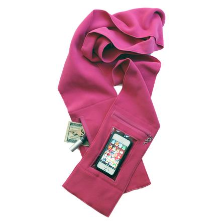 Peepsnake Thermocore iPhone Scarf (Adults') - Signature Pink