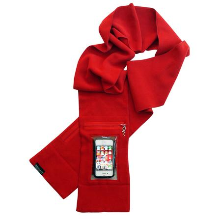 Peepsnake Thermocore iPhone Scarf (Adults') - Tomato Red