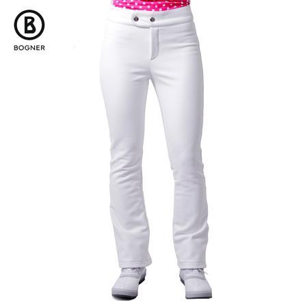Bogner Emilia 2 Softshell Ski Pant (Women's) - Off White