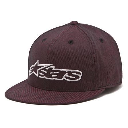 Alpinestars Bourke Flatbill Hat (Men's) - Red