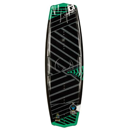 O'Brien 133 Valhalla Wakeboard Package with 7-10 Access Boots (Men's) -