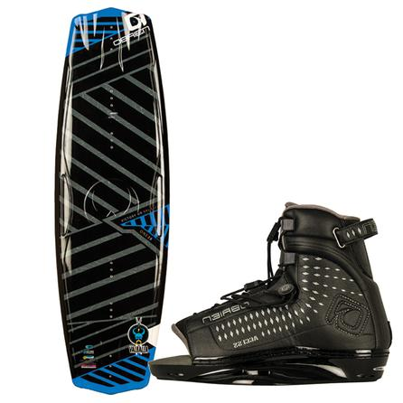 O'Brien 138 Valhalla Wakeboard Package with 10-12 Access Boots (Men's) -