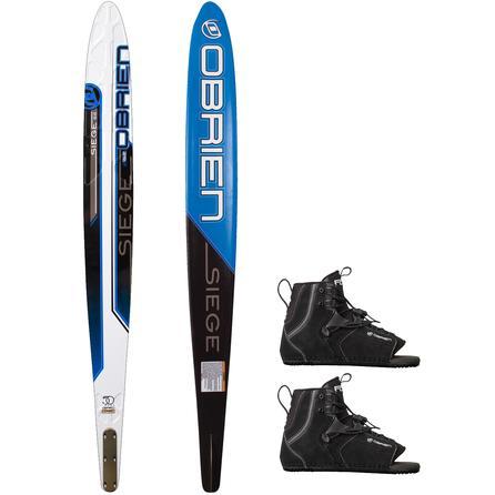 "O'Brien 67.5"" Siege Slalom Waterski with Force Boots (Men's) -"