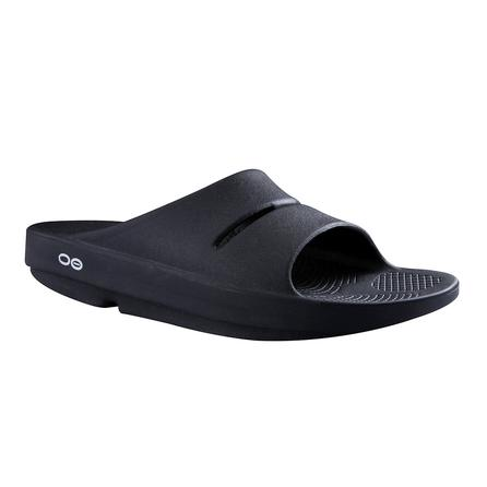 Oofos Ooah Slide Sandal (Women's) - Black