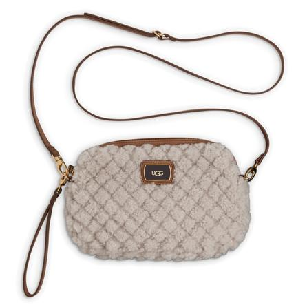 UGG Quilted Convertible Bag (Women's) - Chestnut