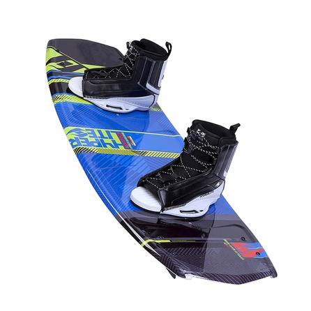 Hyperlite 139 Forefront Wakeboard Package with 10-14 Remix Boots (Men's) -