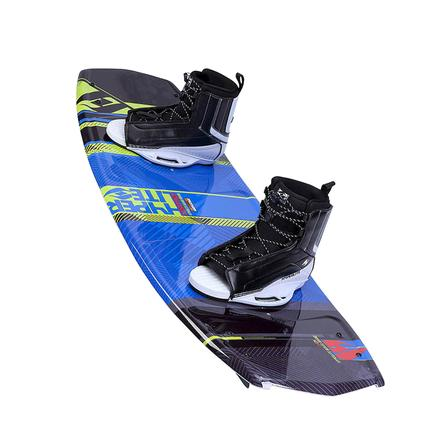 Hyperlite 144 Forefront Wakeboard Package with 10-14 Remix Boots (Men's) -