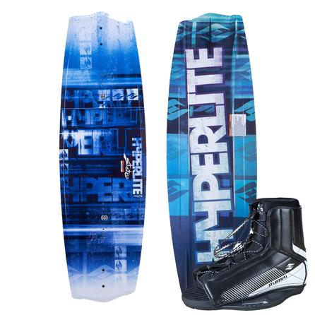 Hyperlite 145 State 2.0 Wakeboard Package with 10-14 Remix Boots (Men's)  -