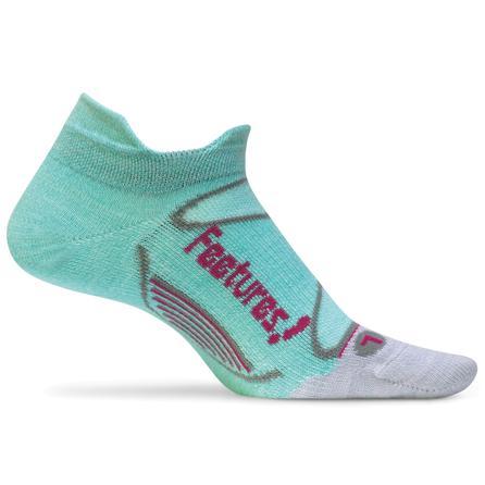 Feetures Elite Merino Ultra Light Cushion No Show Tab Running Socks (Men's) -