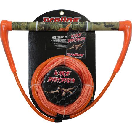 Connelly Camo Spectra 3-Section Rope & Handle Set - Orange