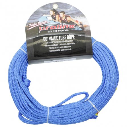 Connelly 60' 3/8 Red Tube Rope  -
