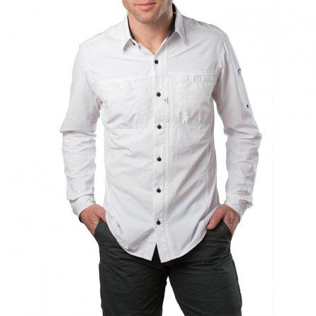 Kuhl Wunderer Long Sleeve Shirt (Men's) - White