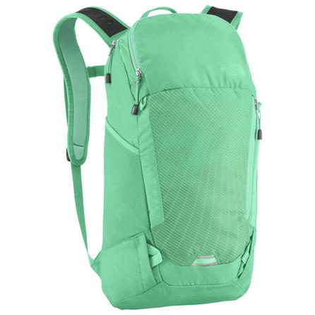 The North Face Pinyon Backpack (Women's) - Billiard Green/Cockatoo Green