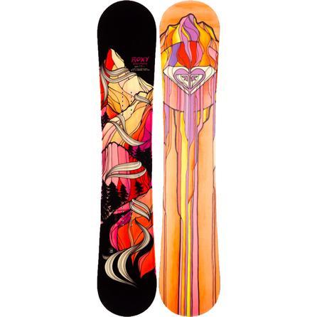 Roxy Radience C2 BTX All Mountain Snowboard (Women's) -