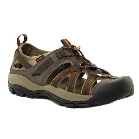 Keen Owyhee Water Sandal (Men's) - Slate/Black
