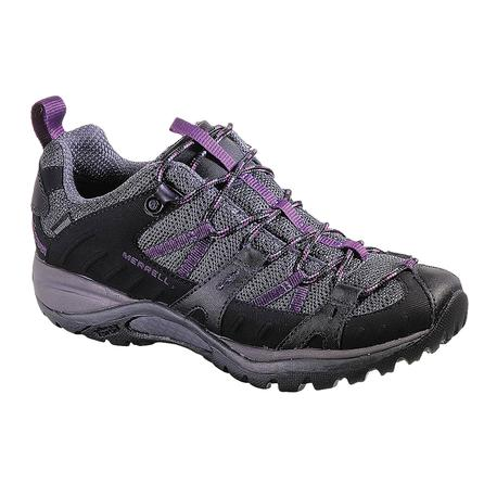 Merrell Siren Sport 2 Waterproof Hiking Shoe (Women's) - Black/Damson