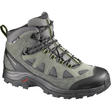 Salomon Authentic Leather CS Waterproof Hiking Boot (Men's) -