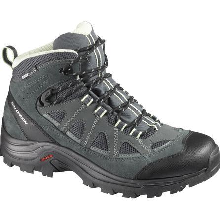 Salomon Authentic Leather CS Waterproof Hiking Boot (Women's) -