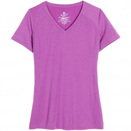Kuhl Prima Short Sleeve Shirt (Women's) - Amethyst