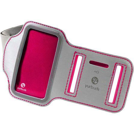 Yurbuds Armband - iPhone 5 (Women's) - Pink