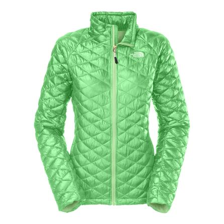The North Face Thermoball Jacket (Women's) - Surreal Green