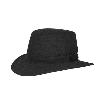 Tilley Tec-Wool Hat (Adults') - Black/Black