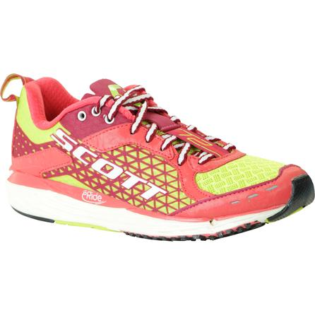 Scott T2 Palani Running Shoe (Women's) - Green/Red