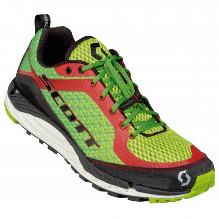 Scott T2 Kinabalu 2.0 Trail Running Shoe (Women's) - Green/Red