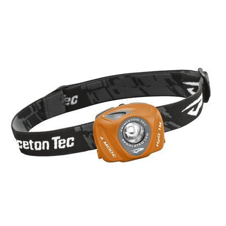 Princeton Tec EOS Headlamp - Orange/Gray