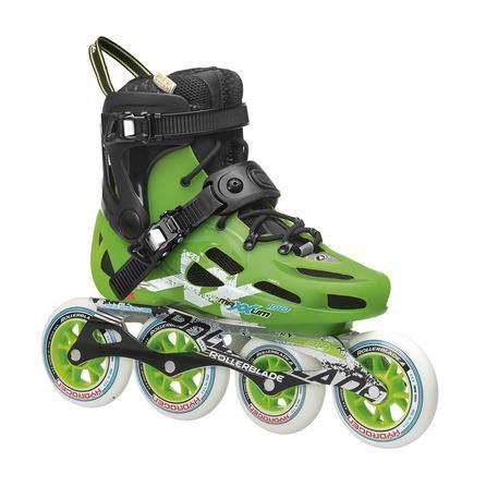 Rollerblade Maxxum 100 Inline Skates (Men's) - Black/Acid Green