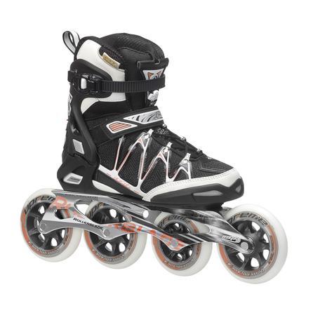Rollerblade Igniter 100 Inline Skates (Women's) - Black/Pink