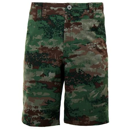 Burton Base Camp Hybrid Short (Men's) - Canvas Camo