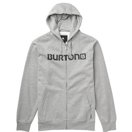 Burton Logo Horizontal Full-Zip Hoodie (Men's) -