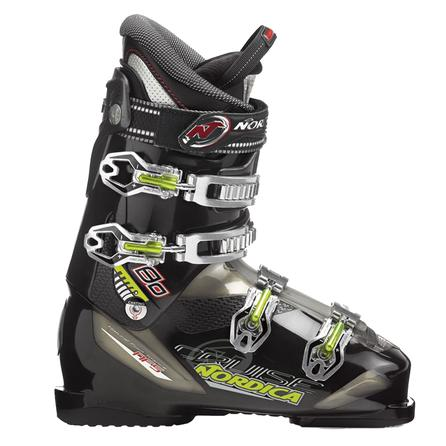 Nordica Cruise 80 Ski Boot (Men's) - Black/Green