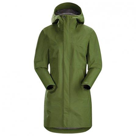Arc'teryx Codetta GORE-TEX Coat (Women's) - Dark Moss