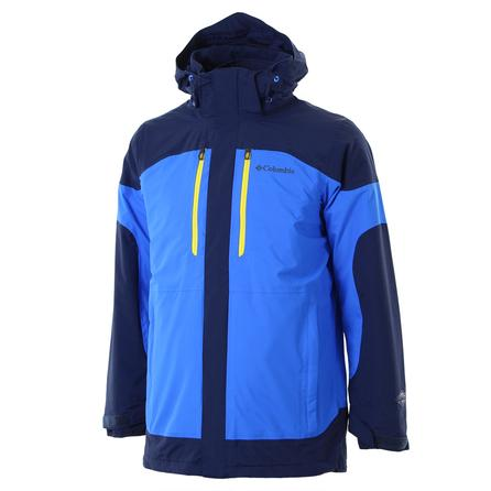 Columbia Summit Crest Interchange 3-in-1 Omni-Heat Ski Jacket (Men's) -