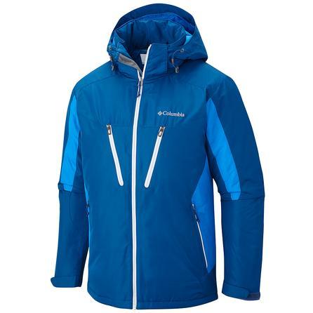 Columbia Antimony IV Insulated Ski Jacket (Men's) - Marine Blue