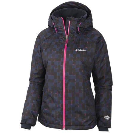 Columbia Snow Front Insulated Omni-Heat Ski Jacket (Women's) -