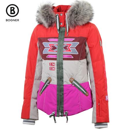 Bogner Eli-D Down Ski Jacket with Fur (Women's) -