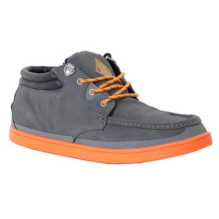 DVS Hunt Shoe (Men's) - Grey Suede