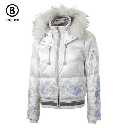 Bogner Naska-D Down Ski Jacket with Fur (Women's) -