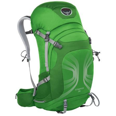 Osprey Stratos 36 Backpack (Men's) - Pine Green