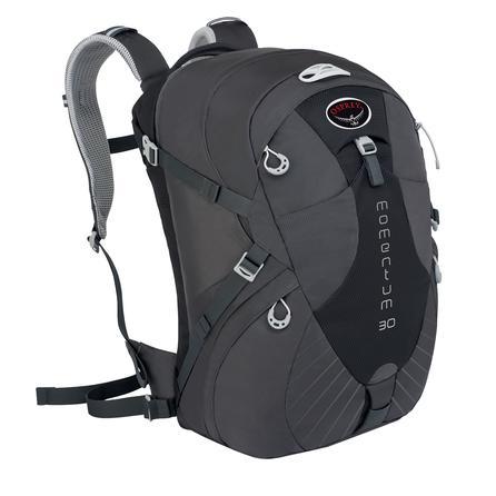 Osprey Momentum 30 Backpack (Men's) - Carbide Gray