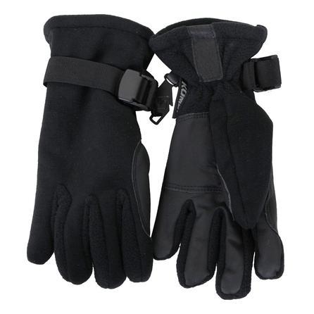 Kombi Windbreaker Fleece Glove (Kids') - Black