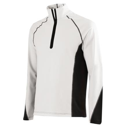 Obermeyer Flex 75 1/2-Zip Mid-Layer Top (Men's) - White