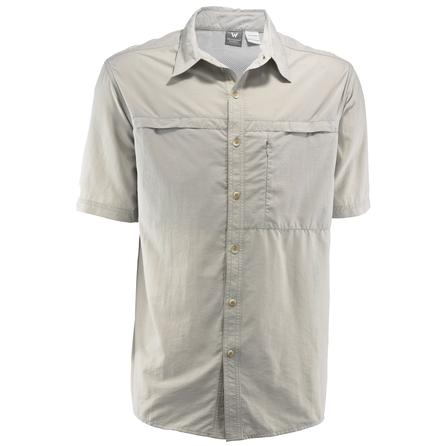 White Sierra Kalgoorlie Short Sleeve Shirt (Men's) -